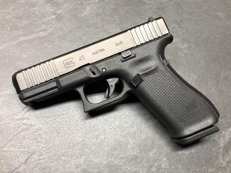 Leaked: new Glock G45 - Page 24