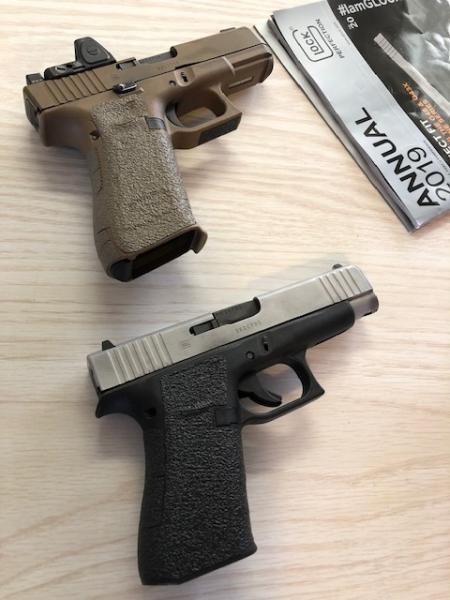 Glock 43X/48 Range reports - Page 9