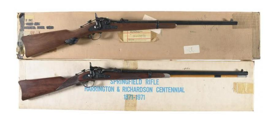 Name:  H&R Officers Carbines.jpg