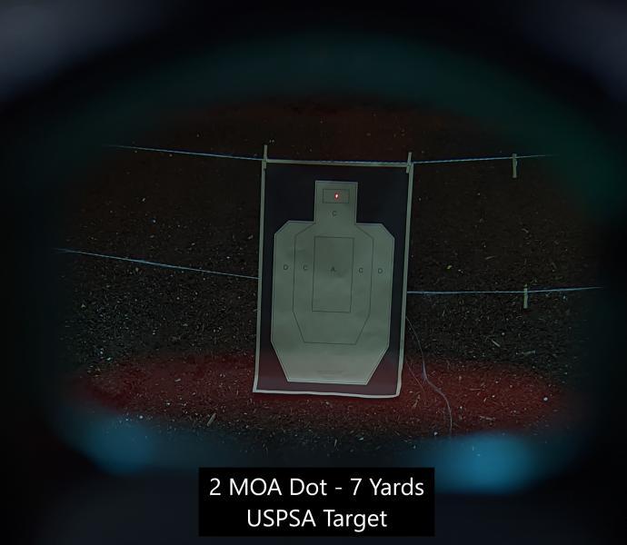 Name:  2 MOA dot - 7 yards - Chest.jpg Views: 75 Size:  33.7 KB